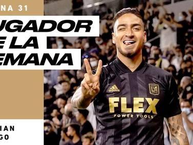 Chicho Arango volvió a ser elegido el mejor de la semana en la MLS