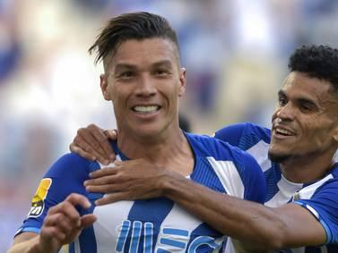 ¡El más vivo! Matheus aprovechó ausencia del cocodrilo para gol del Porto